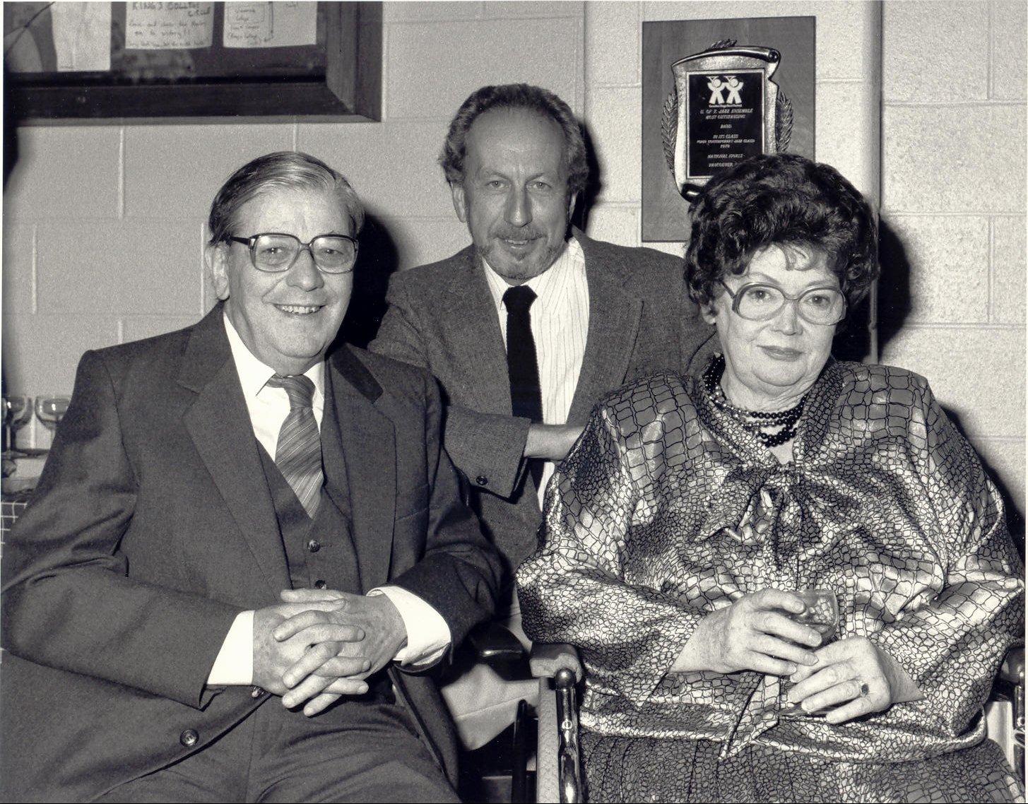 Carl Morey, Lois Marshall,